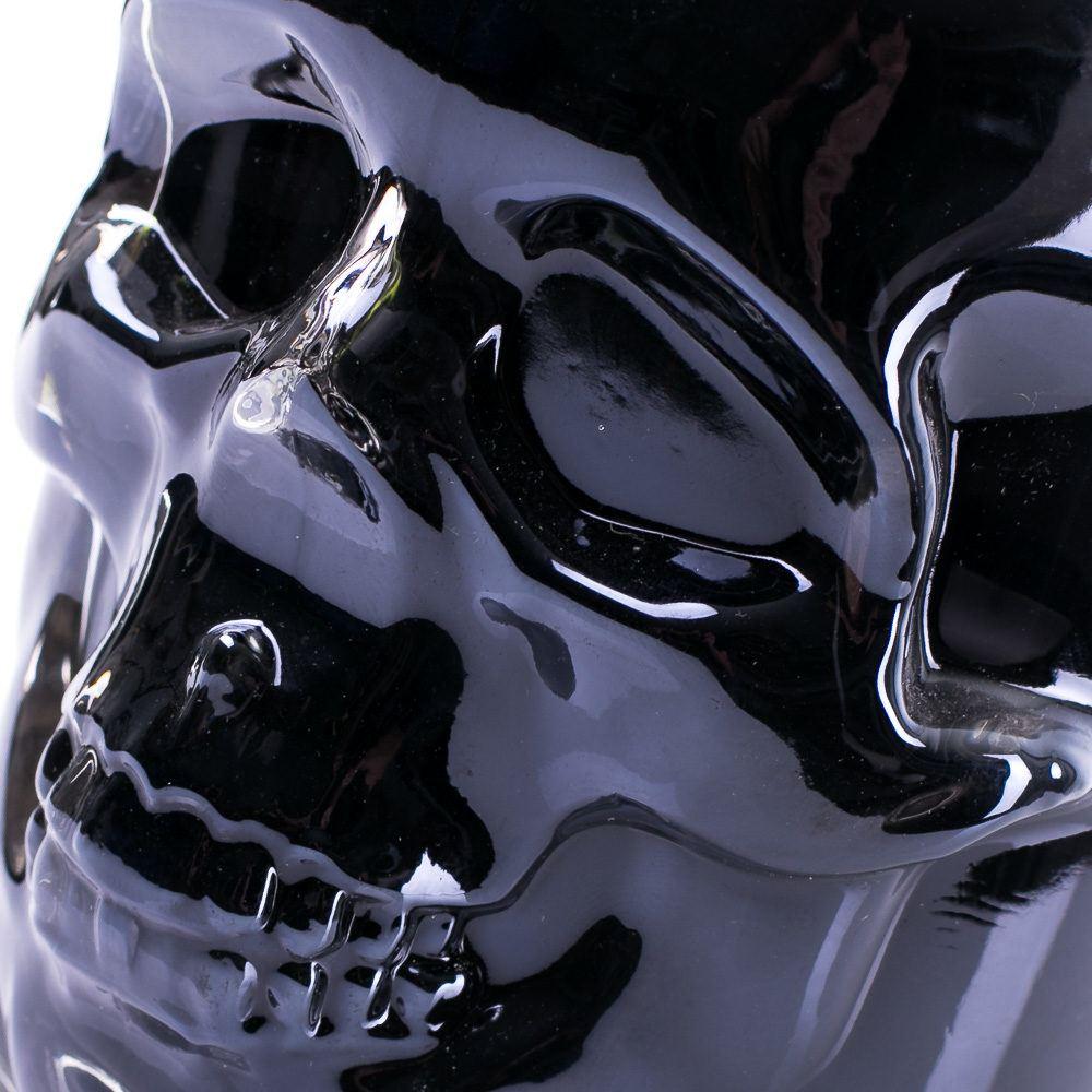 Totenkopfflasche