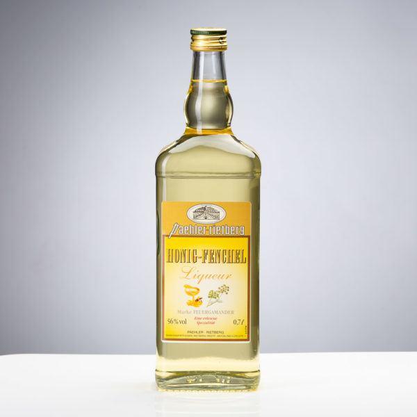 Honig Fenchel Liqueur