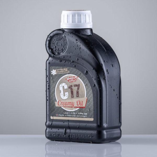 C17 Creamy Oil Likör